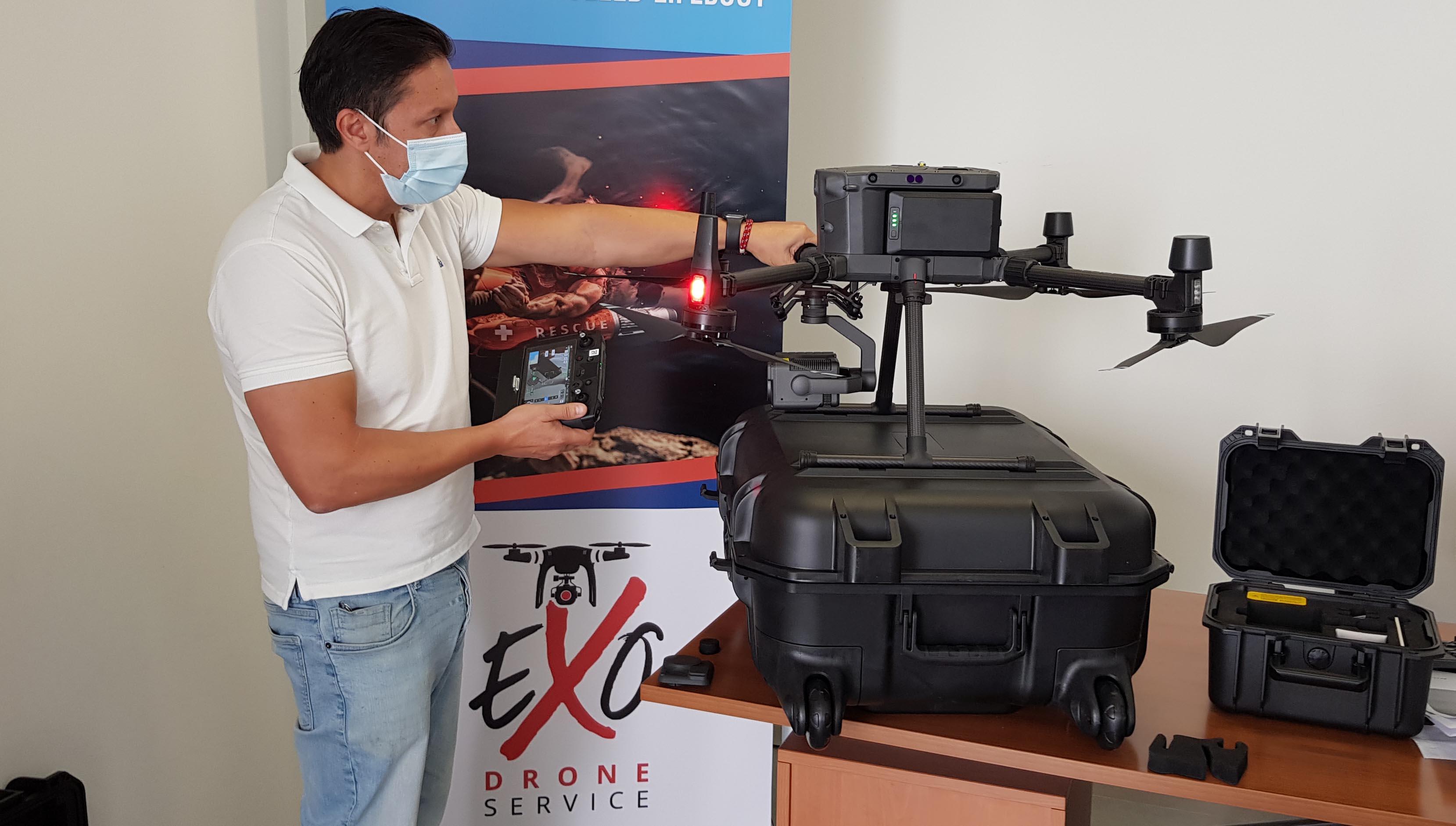Drones de rescate